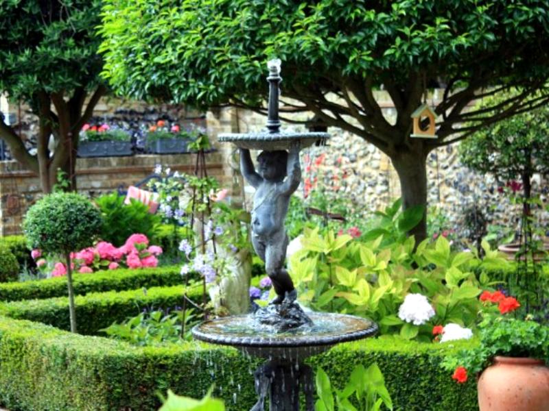 растения для итальянского сада