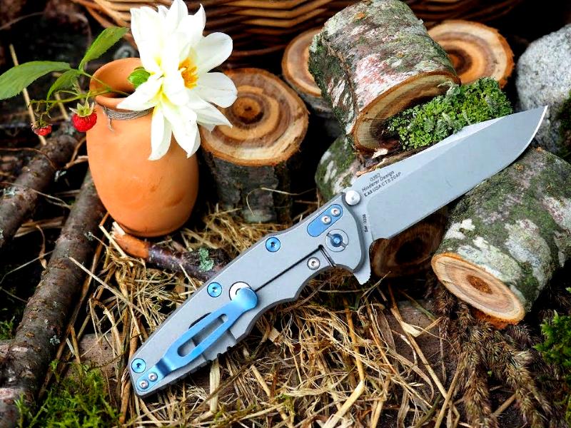Нож для садовых работ